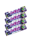 HI CHEW CANDY GRAPE 12pc Pack of 4 ハイチュウ グレープ 12pc 4個セット