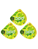 KORORO GUMMY CANDY WHITE GRAPE MUSCAT 40g Pack of 3 コロロ マスカット 40g 3個セット