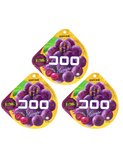 KORORO GUMMY CANDY GRAPE 40g Pack of 3 コロロ グレープ 40g 3個セット