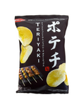 JAPANESE POTATO CHIPS TERIYAKI 100g ポテチ てりやき 100g