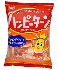 HAPPY TURN RICE CRACKERS  ハッピーターン 120g