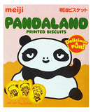 PANDALAND PRINTED BISCUITS 70g  パンダランド ビスケット