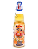 Japanese Ramune 200ml Orange ラムネ 200ml オレンジ味