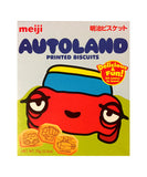 AUTOLAND PRINTED BISCUITS 70g  オートランド ビスケット