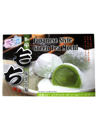 Yuki and love Japanese Style Green Tea Mochi 210g 和風緑茶大福