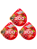 KORORO GUMMY CANDY STRAWBERRY 40g Pack of 3 コロロ ストロベリー 40g 3個セット