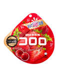 KORORO GUMMY CANDY STRAWBERRY 40g コロロ ストロベリー 40g