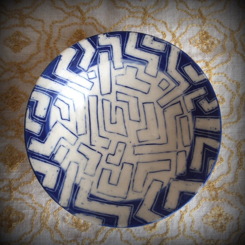 Puzzled Plate