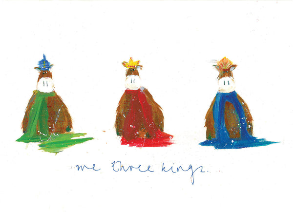 """Three Kings"" Christmas Cards"