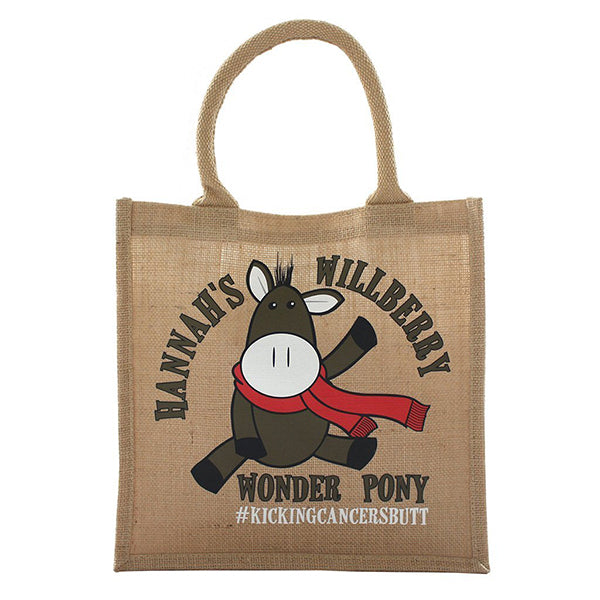 Willberry Jute Shopping Bag