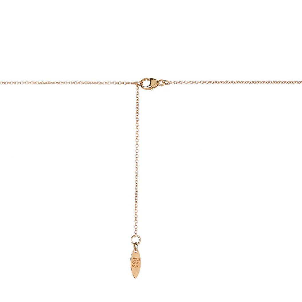 necklace clasp, 18k yellow gold, fine jewelry