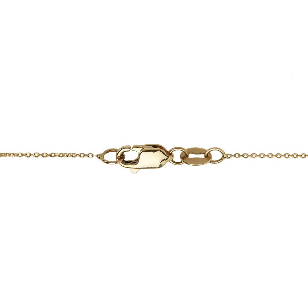 14k yellow gold necklace clasp
