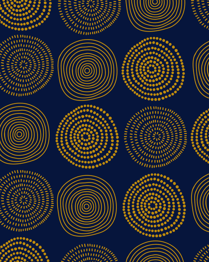 Tree Ring Wallpaper