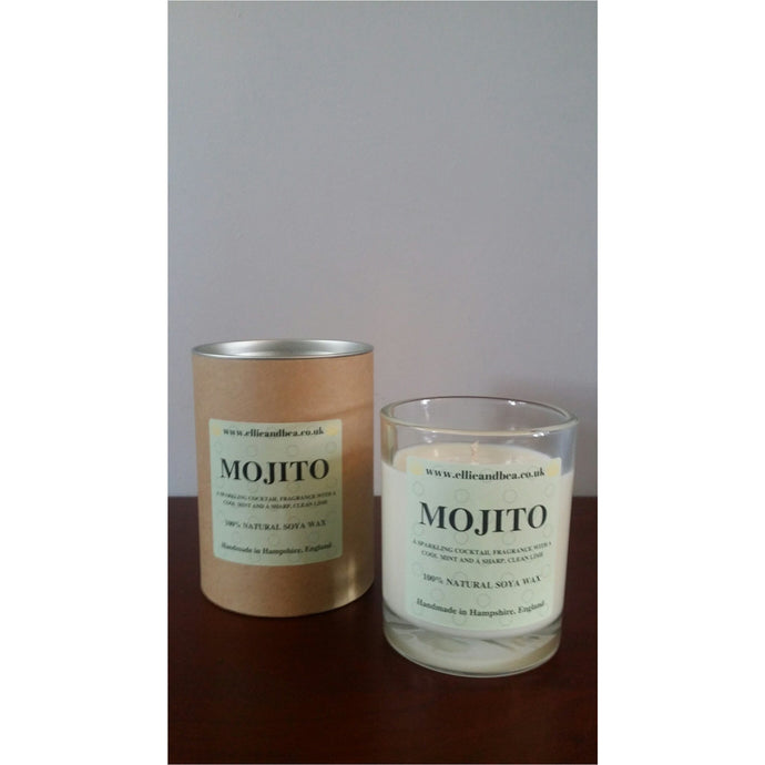 Ellie and Bea Mojito Candle (220g)
