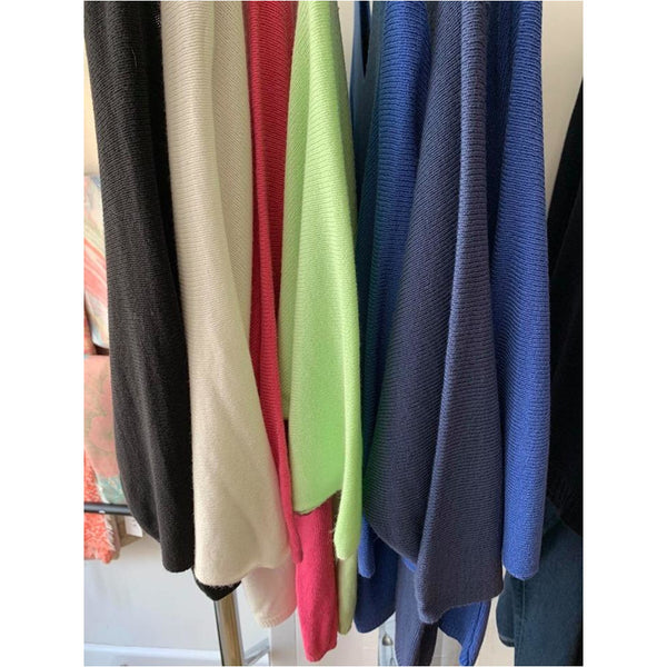 Lightweight V-Neck Sweater - other colours available