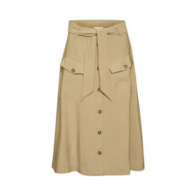 Saint Tropez Ladies Skirt - Doeskin