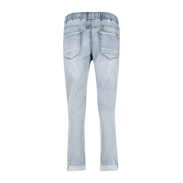 Red Button Ladies Jeans - Tessy Denim Joggers