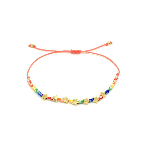 Angel Stars Friendship Bracelet