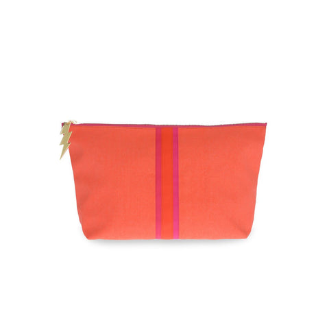 LUCKY STRIPE BAG - ORANGE