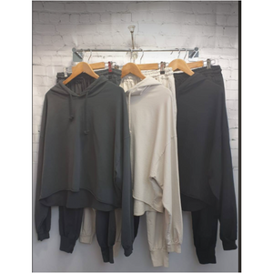 Ellie and Bea Hooded Lounge Suit