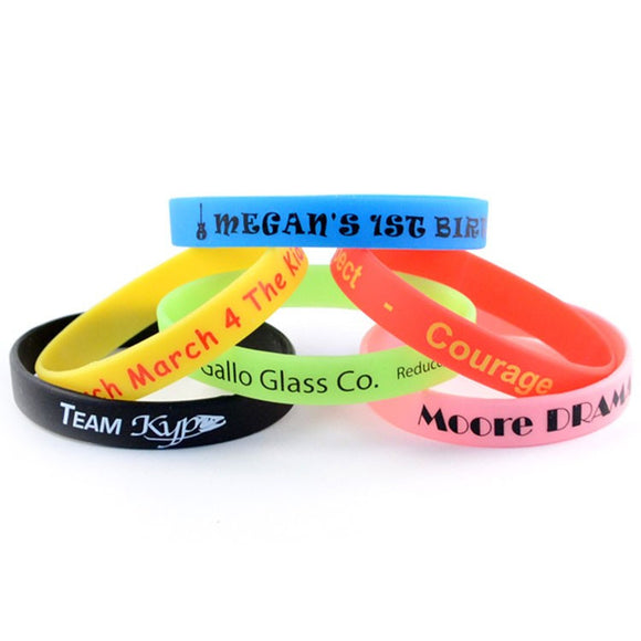 Wristbands Printed