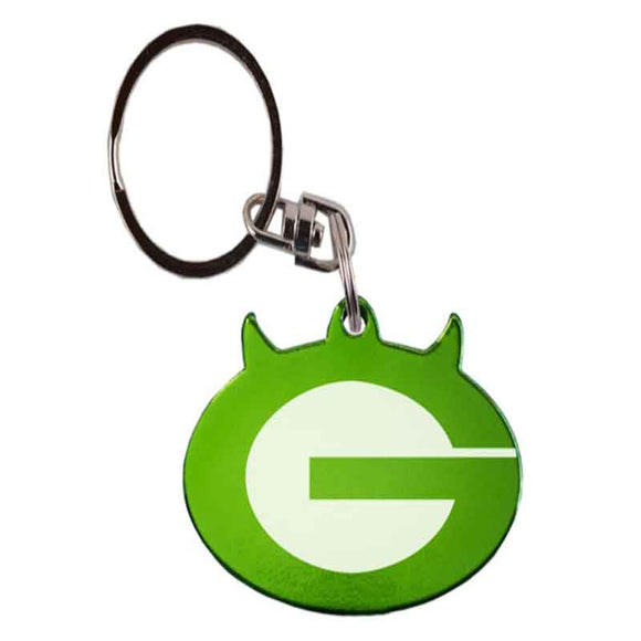 Support your Greeneville Green Devils with this awesome key chain. Personalized Devil Head Key Chain custom