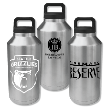 Insulated Growler 64oz