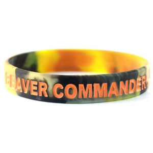 Duck Dynasty Beaver Commander Wristband