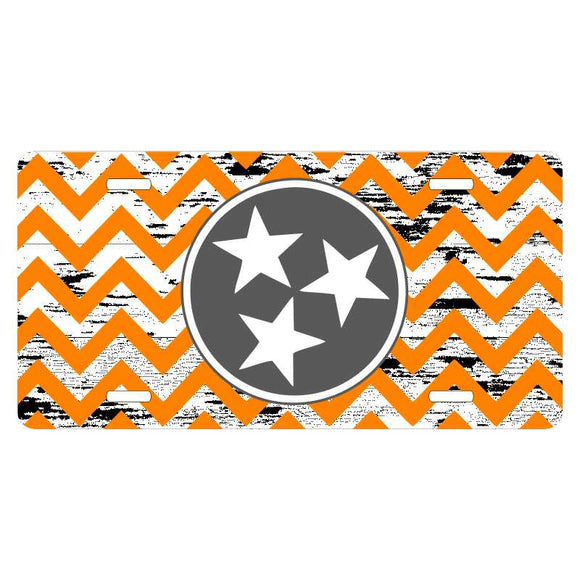 Tennessee Tri-Star Distressed