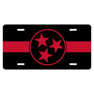 Thin Red Line Tennessee Tri-Star