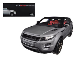 Range Rover Evoque Grey 2 Doors 1/18 Diecast Model Car by Welly