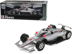 "Dallara Indy Car #12 Will Power ""Verizon"" Team Penske ""NTT Indy Car Series"" (2020) 1/18 Diecast Model Car by Greenlight"