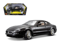 Maserati 3200 GT Coupe Black 1/18 Diecast Model Car by Bburago