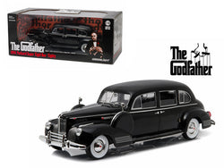 "1941 Packard Super Eight One-Eighty ""The Godfather"" (1972) 1/18 Diecast Model Car by Greenlight"