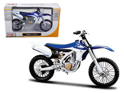 Yamaha YZ450F 1/12 Diecast Motorcycle Model by Maisto