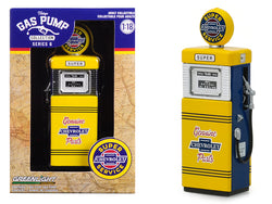 "1951 Wayne 505 Gas Pump ""Chevrolet Super Service"" Vintage Gas Pumps Series #6 1/18 Diecast Model by Greenlight"