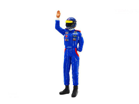 Ronnie Peterson Type II ELF Tyrrell Team for 1/18 Diecast Models by True Scale Miniatures