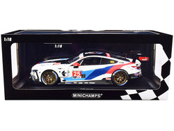 BMW M8 GTE #25 DePhillippi - Farfus - Herta - Eng BMW Team RLL Class Winners 24 Hours of Daytona (2019) 1/18 Diecast Model Car by Minichamps