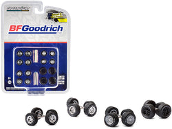"""BFGoodrich"" Wheels and Tires Multipack (24 Piece Set) ""Wheel and Tire Packs"" Series #4 1/64 by Greenlight"