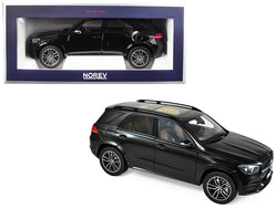 2019 Mercedes Benz GLE Black 1/18 Diecast Model Car by Norev