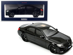 2018 Mercedes Benz S-Class AMG-Line Black 1/18 Diecast Model Car by Norev