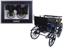 1886 Daimler Motorkutsche 1/18 Diecast Model Car by Norev