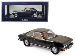 1973 Peugeot 504 Coupe Brown Metallic 1/18 Diecast Model Car by Norev