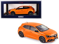 2017 Renault Megane R.S. Tonic Orange 1/18 Diecast Model Car by Norev