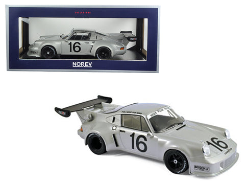 Porsche 911 RSR #16 Mid-Ohio 3 Hours 1977 Follmer/Holmes 1/18 Diecast Model Car by Norev
