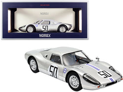 Porsche Carrera 904 GTS #50 Chuck Cassel American Challenge Cup (1964) 1/18 Diecast Model Car by Norev