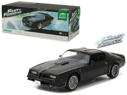 "Tego's 1978 Pontiac Firebird Trans Am ""Fast & Furious"" (2009) Movie Artisan Collection 1/18 Diecast Model Car  by Greenlight"