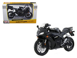 Honda CBR 1000RR Black 1/12 Diecast Motorcycle Model by Maisto