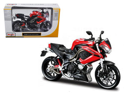Benelli Tornado Naked Tre R160 Bike 1/12 Diecast Motorcycle Model by Maisto