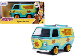 "The Mystery Machine ""Scooby-Doo!"" 1/32 Diecast Model by Jada"